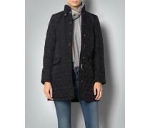 Damen Mantel mit Wabenstepp