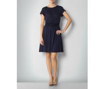 Damen Kleid mit Kordel-Gürtel