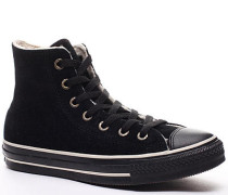 Schuhe Sneaker Chuck Taylor All Star, Leder