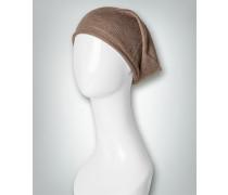 Damen Mütze mit Totenkopf-Motiv