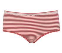 Wäsche Bikini Slip im Streifen-Dessin