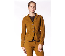 Damen Cordblazer curry