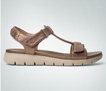 Damen Schuhe Sandale in Trendfarbe