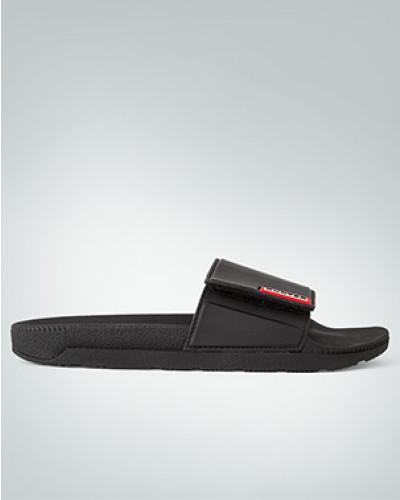 Schuhe Pantoletten mit Klettverschluss