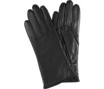 Damen Handschuhe Schaf-Nappa Wollstrickfutter