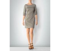 Damen Kleid im Leinen-Mix