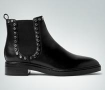 Damen Schuhe Chelsea-Boots mit Nieten