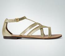 Damen Schuhe Sandale aus Leder