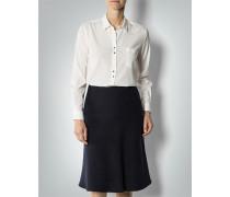 Damen Bluse aus Seidencrêpe