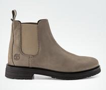 Schuhe Chelsea Boots aus Veloursleder