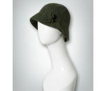 Damen Hut mit abnehmbarer Ansteck-Blume
