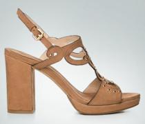 Damen Schuhe Sandalen mit Blockabsatz