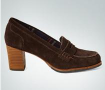 Damen Schuhe Pumps im College-Look