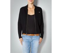 Damen Jacke aus Struktur-Strick