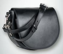 Damen Schultertasche in Sattel-Form