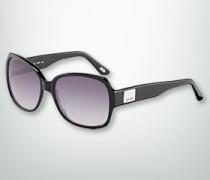 Damen Brille Sonnenbrille mit Gläser im dezenten Farbverlauf