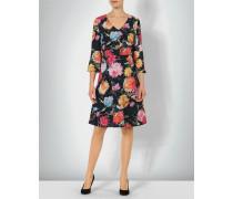 Damen Kleid mit Blumenmuster