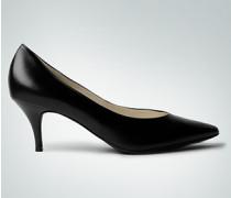 Damen Schuhe Pumps mit hochglänzendem Absatz