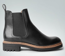 Damen Schuhe Chelsea-Boot mit Kontrastrahmen