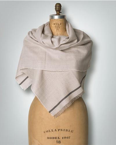 Damen Schal im Fischgrat-Dessin