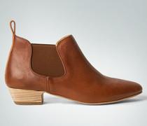 Damen Schuhe Chelsea Boots mit mittlerem Absatz