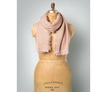 Damen Schal mit Fransenkante