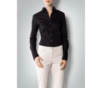 Damen Bluse aus Baumwollstretch