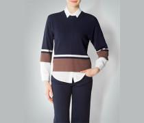 Damen Pullover mit Struktur