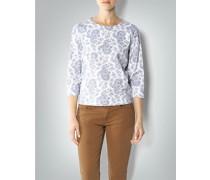 Damen Bluse mit Paisley Print