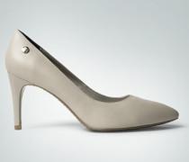 Damen Schuhe Pumps mit Zierniete
