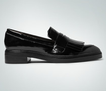 Damen Schuhe Loafer mit Fransen