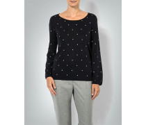 Damen Pullover mit raffiniertem Rücken