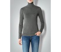 Rollkragen-Pullover in cleanem Design