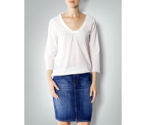 Damen Shirt im Blusen-Stil
