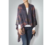 Pullover Poncho im Boho-Look