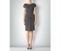 Damen Kleid mit Polka Dots