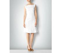 Damen Kleid mit U-Boot Ausschnitt