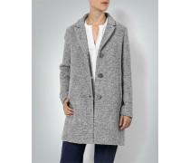 Damen Mantel in Melange