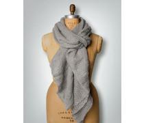 Damen Schal in Lochstrick-Optik