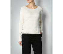 Damen Pullover in Flecht-Optik