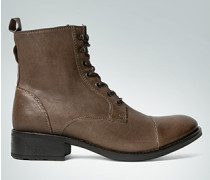 Damen Schuhe Schnürstiefelette im sportiven Design