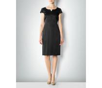 Damen Kleid in Satin-Optik