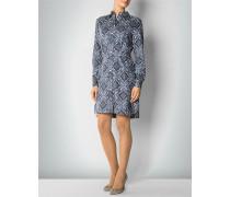 Damen Kleid mit Nostalgie-Print
