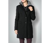 Damen Mantel im Woll-Mix