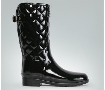Schuhe Gummistiefel mit Rautenmusterung