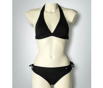 Damen Bademode Bikini mit Neckholder-Top