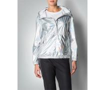 Damen Jacke in Hologramm-Optik