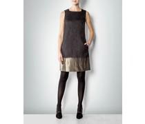 Damen Kleid im Metallic-Effekt