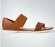 Damen Schuhe Sandale mit Elastischem Riemen