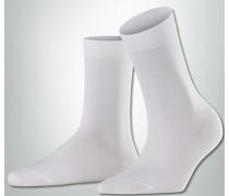 Damensocken in feiner Strick-Qualität